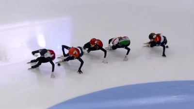 Coppa del Mondo short track: a Salt Lake City Martina Valcepina sfiora il podio nei 500 metri