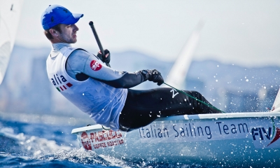 Europeo Laser: Argento per Francesco Marrai