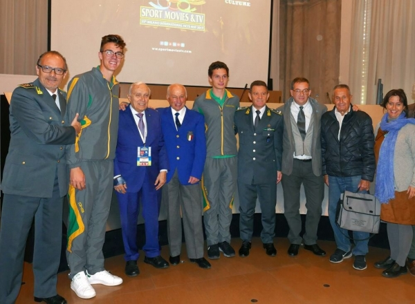 "PREMIATO CON ""MENTION D'HONNEUR"" ALLO ""SPORT MOVIES & TV 2017 – 35th MILANO INTERNATIONAL FICTS FEST"" IL FILM DOCUMENTARIO ""A PASSO D'ORO – FRANCO NONES LA LEGGENDA DI UN FONDISTA""."