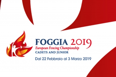 Foggia: Campionati Europei Under 20. In pedana Serena Rossini