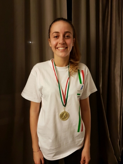 Firenze, Campionati Italiani indoor Juniores e promesse.